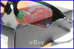 OAKLEY Flak Beta ASIAN FIT Sunglasses Black/Prizm Sport Golf OO9372-0565 NEW