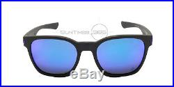 OAKLEY GARAGE ROCK INFINITE HERO OO9175-31 Gloss Carbon / Violet Iridium