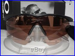 OAKLEY GOLF David Duval M FRAME Strike 1.0 06-584 Black / VR28 Mumbo Vintage