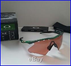 d97edfcfb9 OAKLEY M FRAME 1.0 JOKER GREEN with VENTED HEATER Vr28 Golf Sunglasses  mumbo mag