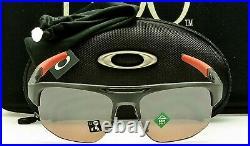 OAKLEY MERCENARY PRIZM DARK GOLF OO9424-0270 Matte Carbon USA MADE Sunglasses