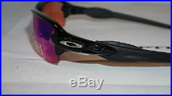 OAKLEY New Sunglasses Flak 2.0 PRIZM Trail (A) Polishd Blk/Prizm Tril OO9271-12