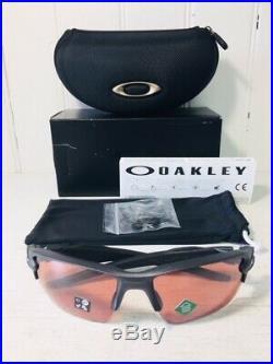 OAKLEY OO9188-B259 FLAK 2.0 XL Steel w Prizm Dark Golf Lenses Sport Suns $176