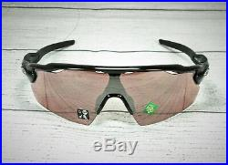 OAKLEY OO9211 18 Radar Ev Pitch Black Prizm Dark Golf 38 mm Men's Sunglasses