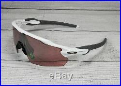OAKLEY OO9211 19 Radar Ev Pitch White Prizm Dark Golf 38 mm Men's Sunglasses
