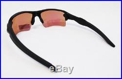 OAKLEY Prizm Golf Flak 2.0 XL Polished Black / Prizm Golf Sunglasses OO9188-05