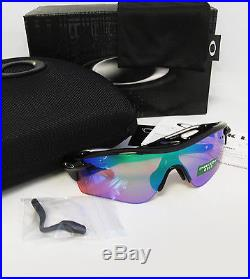 oakley golf sunglasses radarlock  oakley radarlock path asia fit polished black / prizm golf sunglasses oo9206 25