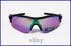 OAKLEY Radarlock Path Polished Blk/Prizm Golf & Slate Irid Sunglasses OO9181-42