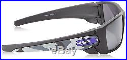 OAKLEY Sunglasses FUEL CELL INFINITE HERO Mat Carb Camo With Black Irid OO9096-A6