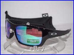 OAKLEY TURBINE Sunglasses OO9263-30 Polished Black / Prizm Golf