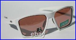 OAKLEY Targetline Sunglasses Polished White/Prizm Dark Golf NEW OO9397-0658