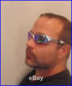 Half Jacket 2 0 >> Oakley Silver Prizm Golf Half Jacket 2 0 Xl Oo9154 6062 Sunglasses