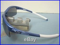 640fddec6b OAKLEY womens RPM Edge Sunglass Wisteria Pearl Slate Iridium OO9257-03 New  Golf