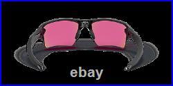 OO9188-05 Oakley Flak 2.0 XL Polished Black with Prizm Golf New