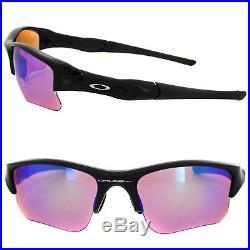 Oakley 24-428 Flak Jacket XLJ Polished Black / Prizm Golf Sunglasses BNIB OO9009