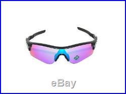 Oakley 9206-36 Radarlock Path Vent A Matte black PRizm Golf Sunglasses