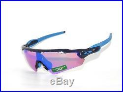 Oakley A Radar Pitch 9275-05 Navy Prizm Golf Sunglasses Sale