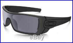 Oakley BATWOLF 9101-04 Polarized Sports Surfing Running Cycling Golf Sunglasses
