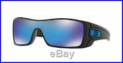Oakley Batwolf 9101-58 Prizm Sports Surfing Running Golf Fishing Ski Sunglasses