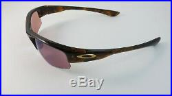 Oakley Bottlecap Brown Tortoise G30 Iridium Golf RARE