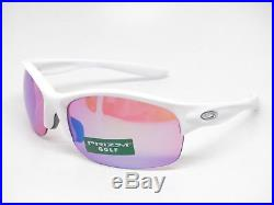 Oakley Commit SQ OO9086-0262 Polished White withPrizm Golf Sunglasses