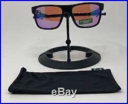 b3e8c451b78 Oakley Crossrange OO9361-0457 Sunglasses Polished Black Frame Prizm Golf  Lens