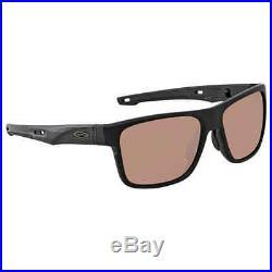 5c357382989 Oakley Crossrange Prizm Dark Golf Rectangular Men s Sunglasses OO9361  936117 57