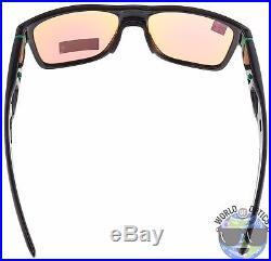 Oakley Crossrange Sunglasses OO9361-0457 Polished Black Prizm Golf BNIB