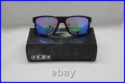 Oakley Crossrange Sunglasses Polished Black / Prizm Golf 9361-0457