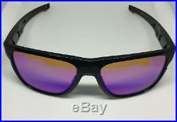 Oakley Crossrange XL Sunglasses Polished Black Frame Prizm Golf Lens-OO9360-0458