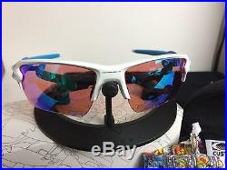 Oakley Custom Fit Flak 2.0 Sunglasses Prizm Golf