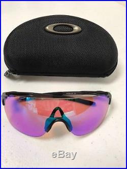 Oakley EV Zero Stride Sunglasses OO9386 STEEL Frame / Prizm Golf Lens 125 mm