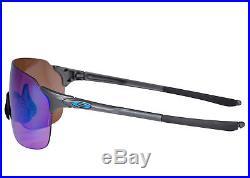 Oakley EVZero Stride Sunglasses Steel Prizm Golf 9386-1038 Zero G30 9386-10