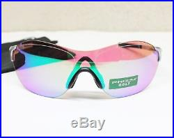 Oakley EVzero Swift Sunglasses OO9410-0538 Silver Frame With PRIZM Golf Lens