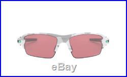 Oakley FLAK 2.0 Sunglasses (AF) Multicam Alpine/Prizm Dark Golf OO9271 3561