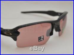 Oakley FLAK 2.0 XL (OO9188-90 59) Matte Black with Prizm Dark Golf Lens