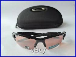 Oakley FLAK 2.0 XL OO9188 MATTE BLACK/PRIZM DARK GOLF Sunglasses BNWT RRP £145