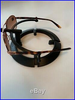 Oakley Feedback Sunglasses Rose Golf VR50 Brown Gradient OO4079-01