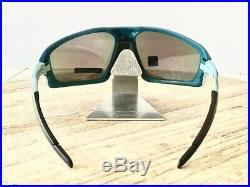 Oakley Field Jacket Sunglasses Balsam Prizm Sapphire Iridium Blue New Golf Fish
