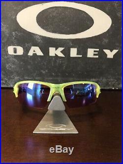 Oakley Flak 2.0 Matte Uranium/Prizm Golf Sunglasses OO9271-08