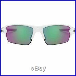 Oakley Flak 2.0 Men Sunglasses Polished White withPrizm Golf Lens OO9271 10
