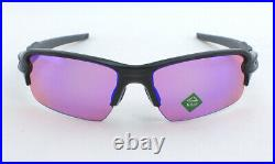 Oakley Flak 2.0 OO9271-05 Asian Fit Sunglasses Polished Black Ink/Prizm Golf