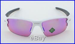 Oakley Flak 2.0 OO9295-06 Sunglasses Polished White/Prizm Golf