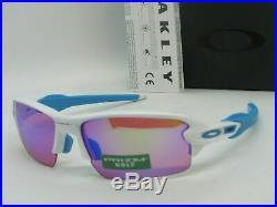 Oakley Flak 2.0 Sunglasses OO9271-1761 Polished White With PRIZM Golf Lens (AF)