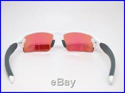 Oakley Flak 2.0 Sunglasses OO9295-06 Polished White Frame With Prizm Golf Lens