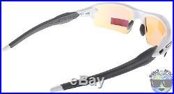 Oakley Flak 2.0 Sunglasses OO9295-06 Polished White Prizm Golf Lenses BNIB