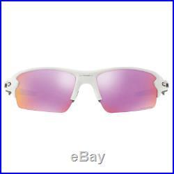 Oakley Flak 2.0 Sunglasses (Polished White/Prizm Golf 9295-06)
