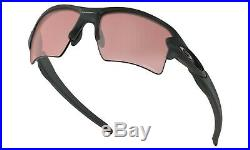 Oakley Flak 2.0 XL Matte Black Prizm Dark Golf USA Made Sunglasses OO9188-9059