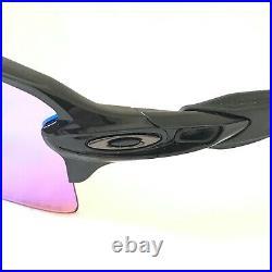 Oakley Flak 2.0 XL OO9188-05 Sunglasses Black with Prizm Golf Lenses