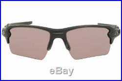 Oakley Flak-2.0-XL OO9188 90 Sunglasses Men's Matte Black/Prizm Dark Golf Lenses
